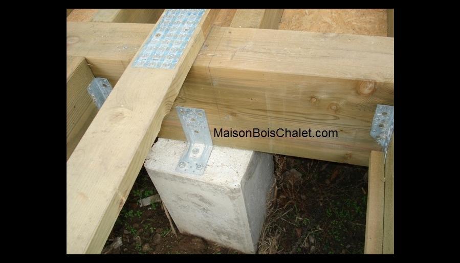 Nos solutions de montage de maisons en bois sonta berry for Montage maison bois